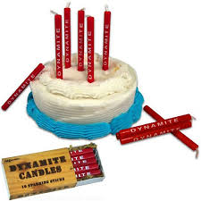 cool birthday candles dynamite candles for cakes 11 creative and cool