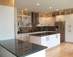 wall hung kitchen cabinets 15 white kitchen cabinets with dark backsplash rituals you should