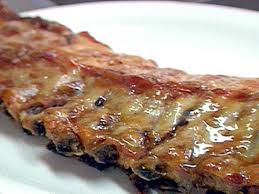 Parkers Maple Barn Hours Maple Glazed Ribs Recipe Food Network