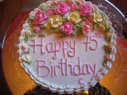 best 25 75th birthday cakes ideas on pinterest 65 birthday cake