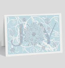 snowflake cards cards by the gallery collection