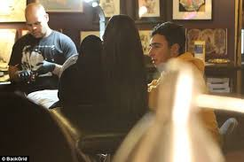 madison beer cuddles man before getting tattoo in la daily mail