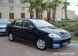 03 toyota corolla mpg 2003 toyota corolla road test carparts com