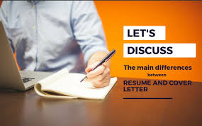 Resume And Cover Letter Free The Main Differences Between Resume And Cover Letter Free Resume