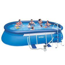 Intex 14 X 42 What Are The Best Above Ground Pools Smart Guide And Reviews 2017