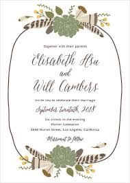 floral wedding invitations floral wedding invitations match your color style free