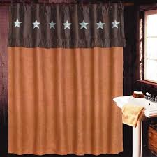 Rustic Shower Curtains Toha Retro Style Wooden Door Brown Shower Curtain Rustic Rivet