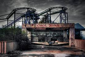 abandoned places in america 21 creepiest abandoned amusement parks la times