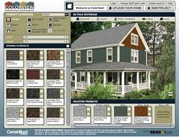 exterior home visualizer stunning paint colors house exterior