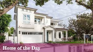 a cape cod outlook in leafy pacific palisades la times