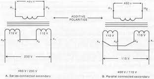 transformer wiring diagram single phase efcaviation com