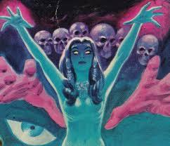 halloween party portland vintage horror comic u2026 pinteres u2026