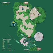 Pdf Maps 2017 Festival Maps Firefly Music Festival