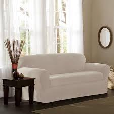 2 Piece T Cushion Loveseat Slipcover Decorations Comfort White Loveseat Slipcover U2014 Iahrapd2016 Info