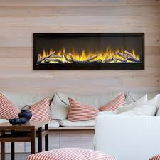 Napoleon Electric Fireplace Napoleon Alluravision 50 Inch Wall Mounted Electric Fireplace