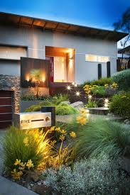 10 ideas to design modern front yard allstateloghomes com