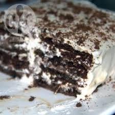 brandy chocolate ripple cake recipe recipe chocolate and pictures