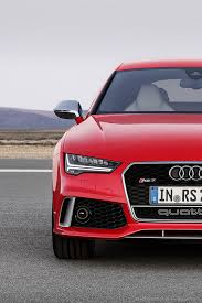 audi rs7 front audi rs7 sportback facelift front view wallpaper for iphone 4
