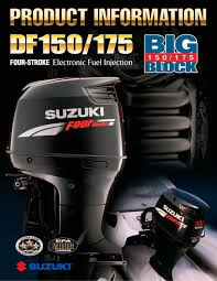 df175 150 suzuki marine pdf catalogues documentation