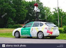 Maps Google Cmo Google Maps Car Stockfotos U0026 Google Maps Car Bilder Alamy