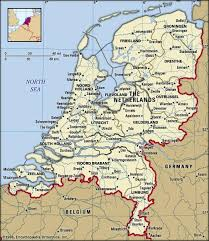 belgium and netherlands map netherlands facts destinations and culture