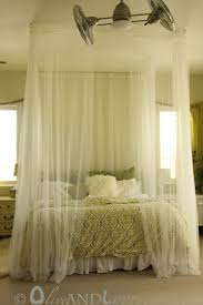 bed curtains canopy home decorating interior design bath