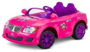 barbie power wheels disney 12v battery ride on princess convertible a kmart exclusive