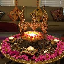 diwali decor flowers urli diwali pinterest diwali