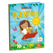 you are a blessing personalized book personalized books hallmark