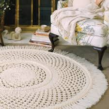 Easy Crochet Oval Rug Pattern Oval Classic Rug Free Crochet Patterns Scarlet And Gray And