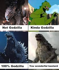 Godzilla Meme - godzilla scale furry scale know your meme