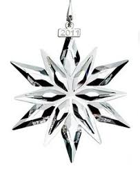 2011 swarovski ornament