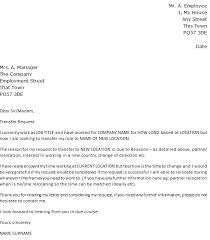 job transfer request letter example relocation icover org uk