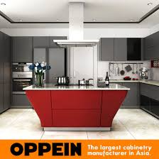 lacquered glass kitchen cabinets modern high quality tempered glass wooden lacquer kitchen cabinet op15 l38