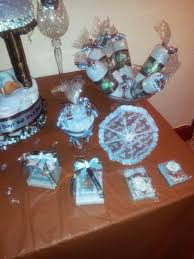 Baby Blue And Brown Baby Shower Decorations Baby Boy Shower Themes Blue And Brown Barberryfieldcom