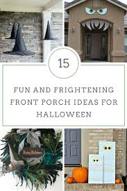 177 Best Halloween Porch Images On Pinterest Halloween Ideas Project Inspire D 233 Yesterday On Tuesday