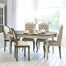 Grey Extendable Dining Table Banbury Oval Extendable Dining Table 4 Chairs Oval Extending