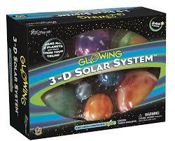 amazon com great explorations 3 d solar system toys u0026 games