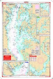 Panama City Map Coverage Of Panama City Navigation Chart Nautical Map 90