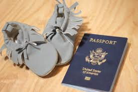 american passport for an american baby 7 easy steps life in the bay
