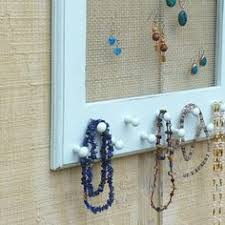 Shabby Chic Jewelry Display by My Diy Pallet Jewelry Holder Crafty Pinterest Pallet
