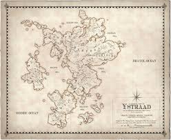 Blank Fantasy World Map by A Commission For My Friend Aj Who Wanted A Map Like Mine For His