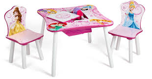 disney princess chair desk with storage disney princess storage table and chairs set 39 99 shipped