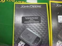 100 manual for john deere 14 sb mower bayou 220 250 klf220