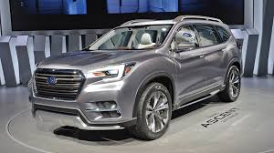 subaru viziv truck subaru ascent suv concept new york 2017 photo gallery autoblog