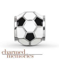 kay jewelers charmed memories kay charmed memories soccer ball charm sterling silver