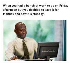 funny monday morning memes loldamn com