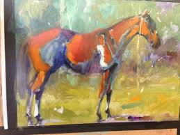 Are Horses Color Blind 9 How To Paint Horses Part 2 Basic Horse Painting Step By Step