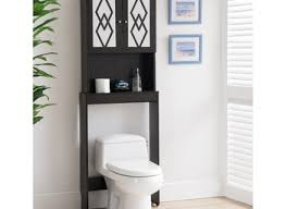 Lowes Bathroom Wall Cabinets Bathroom Over The Toilet Storage Ideas Bathroom Wall Cabinets