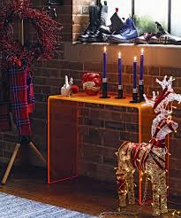 christmas hallway decorating ideas to impress your guests ideal home